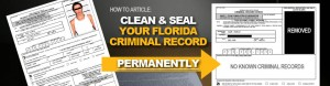Hot To Clear Criminal Record Florida