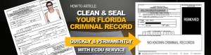 Clean Criminal Record Florida